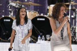 Whitney Houston's daughter released from hospital after experiencing total meltdown.