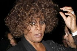 BREAKING: Whitney Houston has died