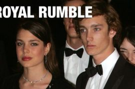 Adam Hock vs Prince Pierre Casiraghi- who really threw the first punch?