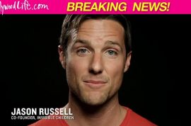 Video: Jason Russell screaming 'You're the devil!' Gay rumors linger.