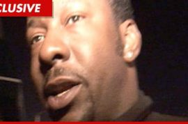 Bobby Brown busted drunk driving with .08 plus alcohol blood level.