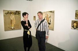 Armory Show 2012: So what happened to the Eurotrash?