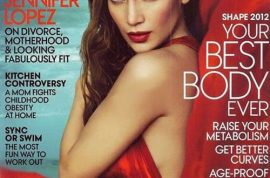 Yes, It's official and predictable: Jennifer Lopez nabs second Vogue cover.