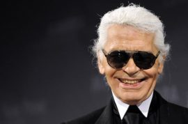 Karl Lagerfeld would like to explain to you how he remains fabulous.