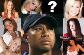 Former coach comes out with book dissing Tiger Woods: Porno freak…