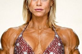 It's time to gawk at every sinew and muscle courtesy of the world's most strongest women.