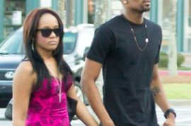 Is Whitney Houston's daughter really dating her adopted son?