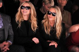 Nicole Farhi: 'I don't believe in paying celebrities to sit at my shows!'