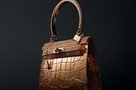 Just in case you are interested comes the Hermes $2 million handbag.