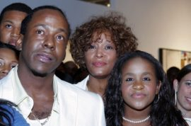 Whitney Houston's daughter, Bobbi Kristina Brown plans to drop her father's name. Will it solve her problems?