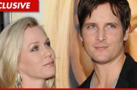 Breaking: Peter Facinelli files for divorce whilst Jennie Garth pleads to save marriage.