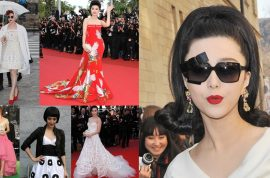 Fan Bingbing may well just be the hawtest bixch on the red carpet ever…