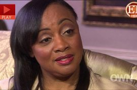 Whitney Houston's sister Patricia Houston insinuates that Whitney was murdered.