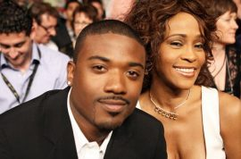 Breaking: Whitney Houston's ex Ray J is planning to leak sex tapes.