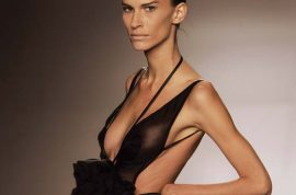 Israeli Lawmakers Says No To Underweight Models.