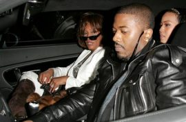 Did Whitney Houston's boyfriend Ray Jr supply her with coke just before she died?
