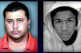 George Zimmerman is to now stand trial for the murder of Trayvon Martin. Surrenders himself to authorities.