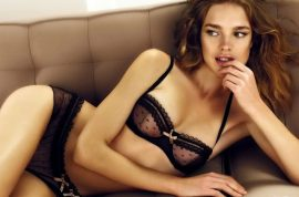 Natalia Vodianova pisses off fashion bloggers when she opines 'it's better to be skinny than to be fat.""