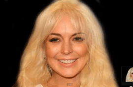 Video: Lindsay Lohan's Changing Face – 25 Years in 60 seconds. The grief….