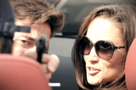 Pippa Middleton gun photo: Police will not investigate this incident any further…