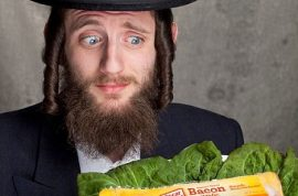 Orthodox Jewish reality show in search of a network and one more disillusioned Hasidic Jew…