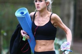 Nikki Grahame: Dying to be thin.
