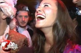 Video: More pictures of Pippa partying emerge. Can barely speak French!