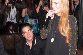 Lindsay Lohan laughs off brutal Rosie O'Donnell assault calling her a loser.