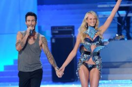 And how will I function now that Adam Levine and his super hawt bixch Anne V have split?