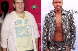 Perez Hilton goes from fat slob to preferred hawt bixch.
