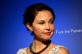 So why are men and women up and arms with Ashley Judd's 'puffy' face?