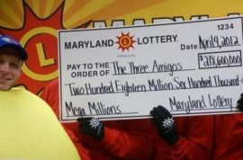 Mirlande Martine is now the 'unlucky' lotto winner as real winners step up.