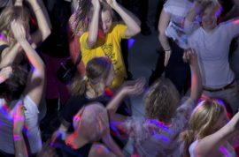 Swedish craze, 'Lunch beat,' shows no sign of abating.