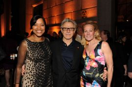 It's time to gawk at the usual suspects who turned up at last night's Vanity Fair Tribeca Film Festival party.