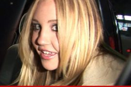 My hero Amanda Bynes accused of another hit and run.