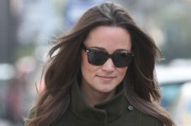 Oh gosh! Pippa Middleton may now come to stay with us here in NYC!