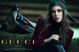 Charlotte Casiraghi: 'I'm not a Gucci model please….'