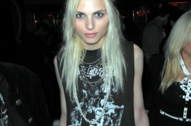 Andrej Pejic causes blogger to wonder out aloud if he is a boy or a girl.