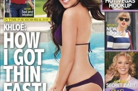My gosh! Khloe Kardashian loses 20lbs in 20 days. How did she do it?