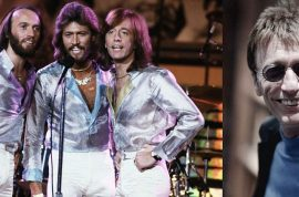 Oh no! Bee Gee's Robin Gibb dead at 62.