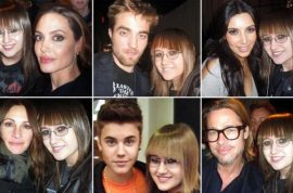 It's time to gawk at Stalker Sarah's 5000 plus celebrity photo album.