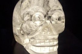 German Drops And Breaks Magical Mayan Apocalypse Stopping Skull.