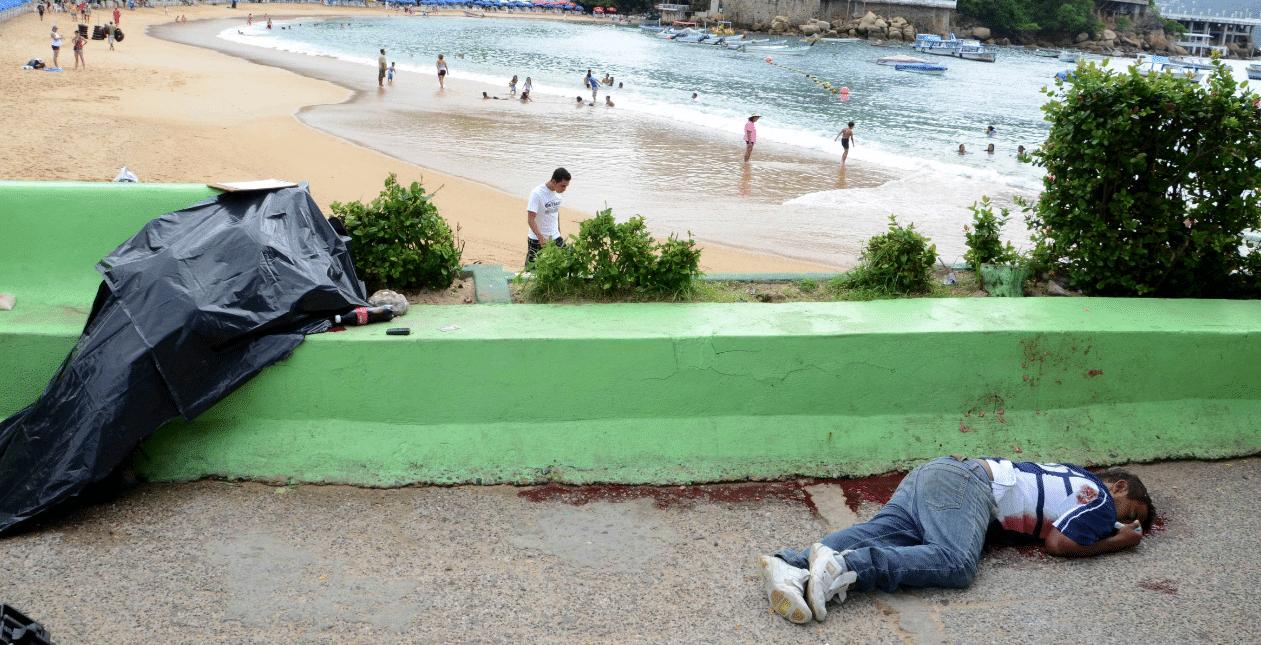 Mexico-headless bodies