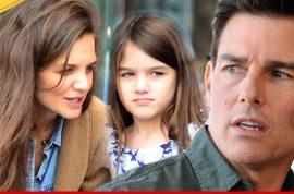 Katie Holmes to divorce Tom Cruise, seeks sole custody of Suri