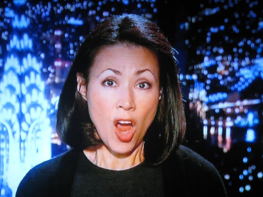 Ann Curry fired