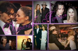 Johnny Depp to pay Vanessa Paradis $150 million bye bye money.
