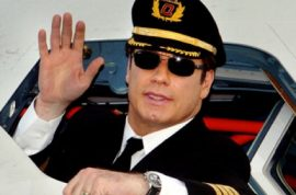 John Travolta former lover to write book about their gay affair.