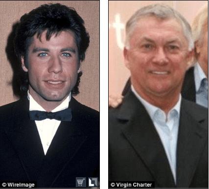 John Travolta and Doug