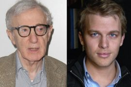 Woody Allen's son wishes his dad a not so happy father's day. Tweet goes viral.