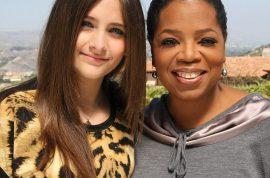 Paris Jackson tells Oprah Winfrey of classroom bully attacks.